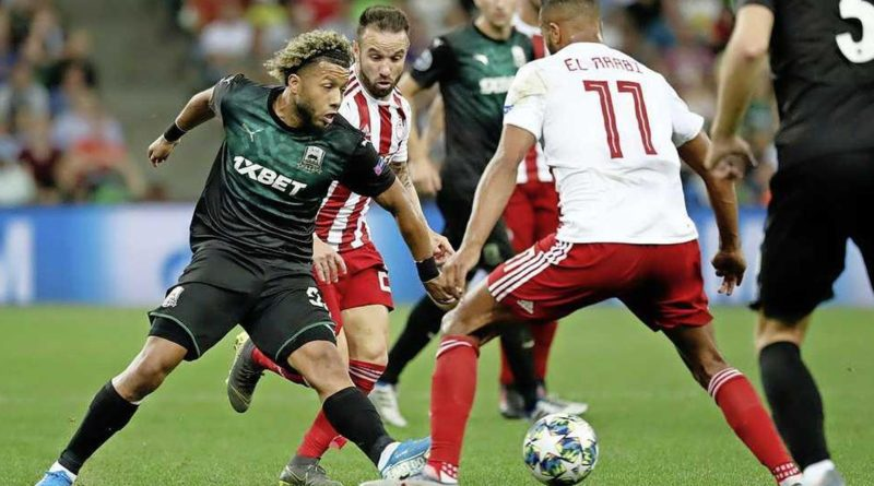 Exclusive: FC Krasnodar and Netherlands midfielder Tonny Vilhena on Black-Greens' must-win UEFA Europa League clash against Getafe, talks Russian Premier League form