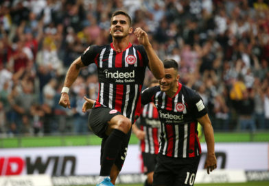 Exclusive: Eintracht Frankfurt and Portugal star André Silva prepared for UEFA Europa League Round of 32 clashes against Austrian Bundesliga champions Red Bull Salzburg, explains Adi Hütter's tactical approach