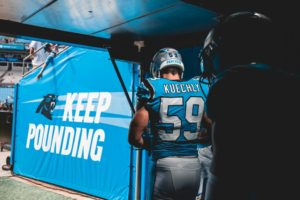 Luke Kuechly Retires At Age of 28 (Video)