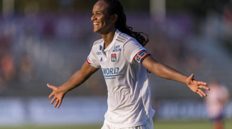 Exclusive: Olympique Lyonnais and France superstar Wendie Renard reacts to Les Fenottes' edge ahead of UEFA Women's Champions League Quarter-finals encounters against Bayern Munich