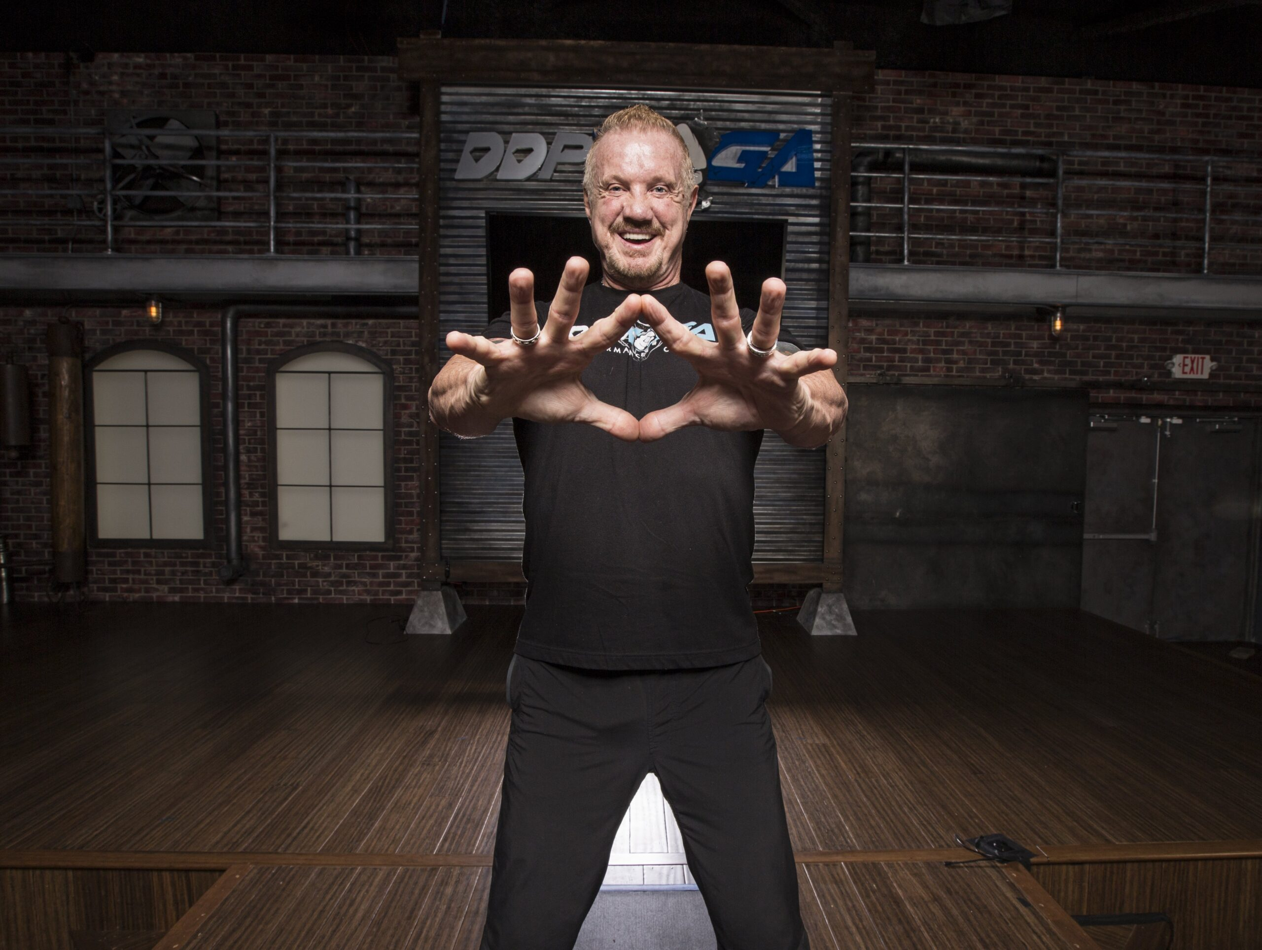 Ddp Yoga Ceo Diamond Dallas Page To Appear On Listen In With Knn