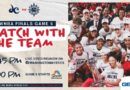 Join the Washington Mystics on Facebook Live Sunday and relive Game 5 of the WNBA Finals