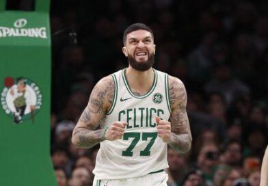 "Boston Celtics center Vincent Poirier to appear on ""Listen In With KNN"""