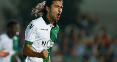 Sporting Lisbon playmaker Mattheus Oliveira praises heroic front line and essential workers