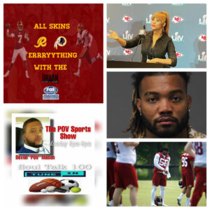 Episode 122: Guice released and Foster off the PUP List