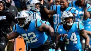 Panthers Snap 10-Game Losing Streak With 21-16 Road Win Over Chargers