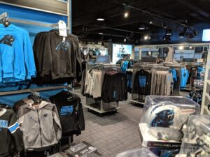 Panthers Team Store Set to Reopen at Bank of America Stadium