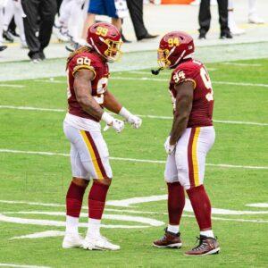 Three Keys for Washington to defeat the LA Rams