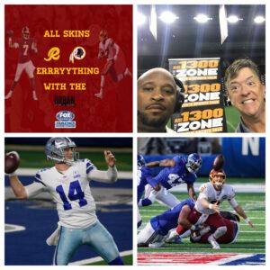 Episode 131: NFC Least; Cowboys Week