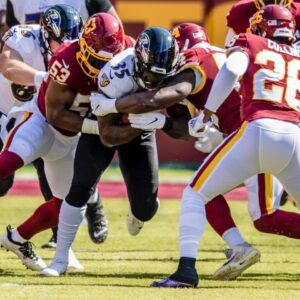 The Good, The Bad, and The Ugly from the Washington 31-17 Loss to the Ravens