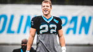 "Panthers Christian McCaffrey Designated To Return From IR, ""Hopeful"" To Play Thursday"