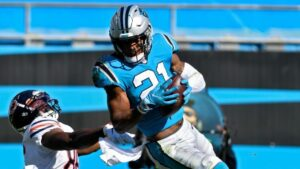 Panthers Release Game Status Updates Heading Into Road Game at Kansas City